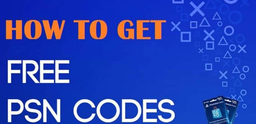 psn codes