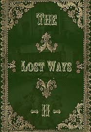 lost ways 2 book